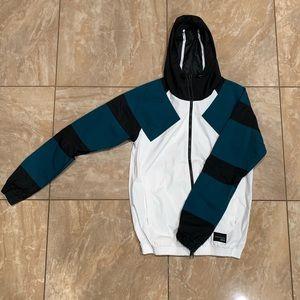 Men's retro adidas jacket